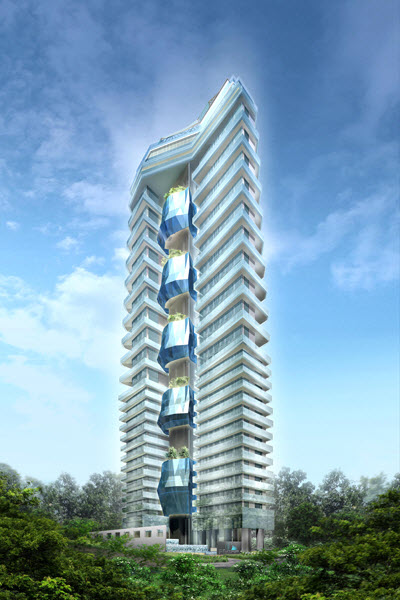 The Lumos Luxury Freehold Apartment In Singapore